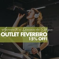 Outlet Fevereiro 15% OFF