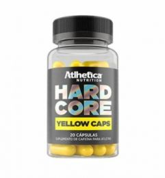 Hardcore Yellow Caps (20 caps)