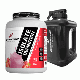 Isolate Definition (2kg) - galão